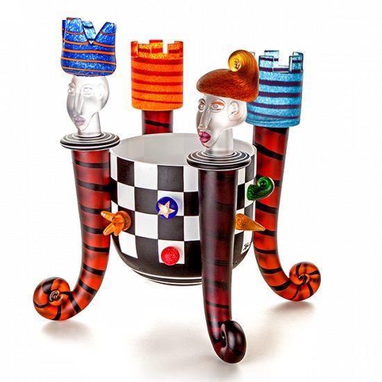 Chess | Borowski | Sculpture-Exposures International Gallery of Fine Art - Sedona AZ
