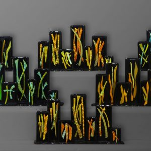 Canyons | Laurie Burns Studio | Sculpture-Exposures International Gallery of Fine Art - Sedona AZ