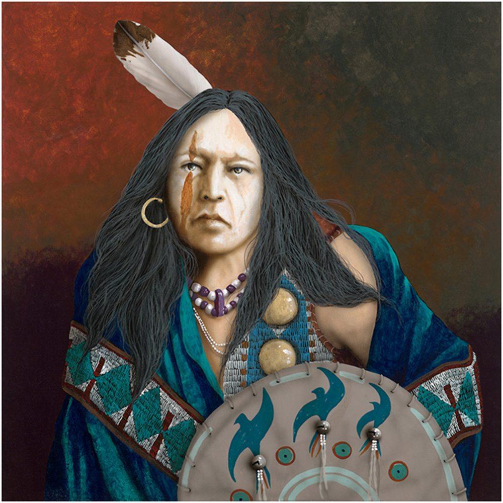 A Good Trade   Jd Challenger   Painting-Exposures International Gallery of Fine Art - Sedona AZ