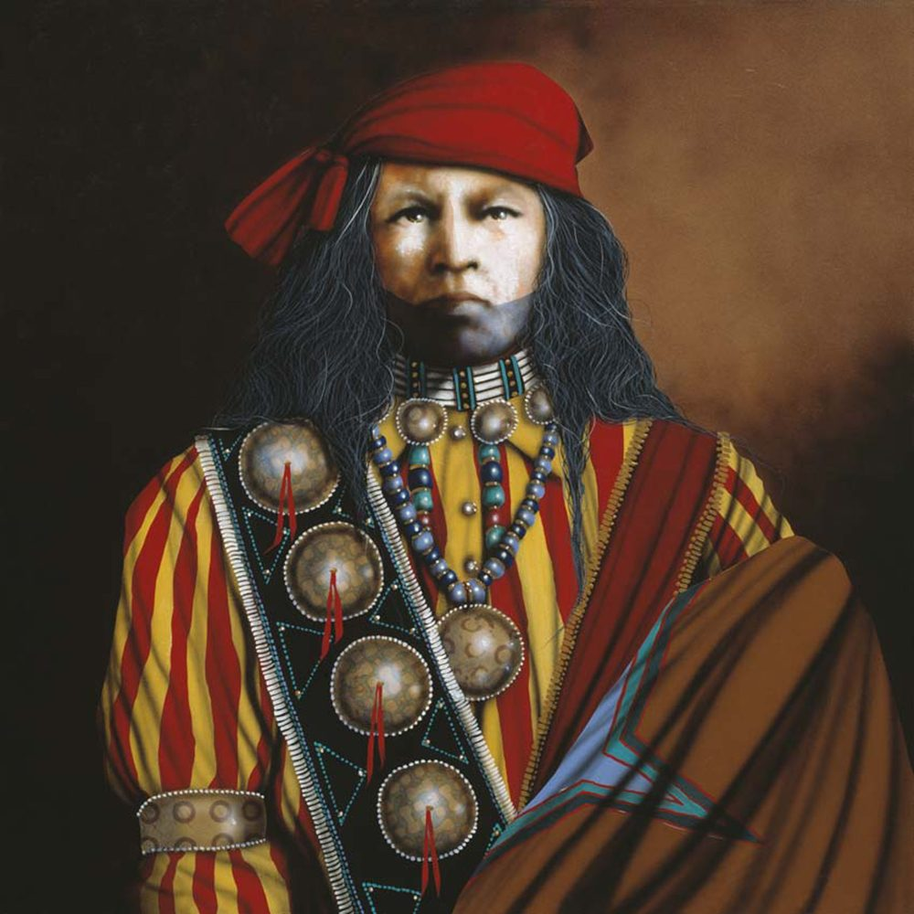 Osceola Legend Exposures International Gallery Of Fine Art
