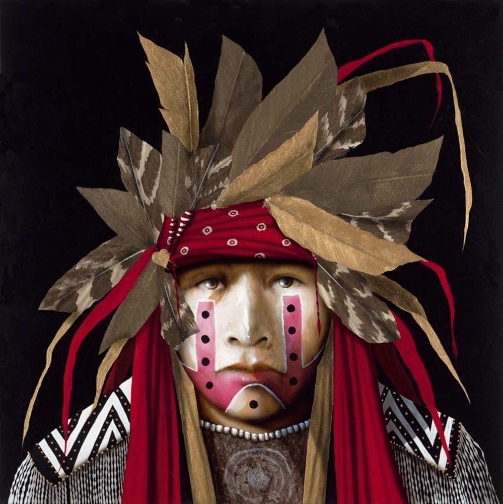 Spirit Dancer | Jd Challenger | Painting-Exposures International Gallery of Fine Art - Sedona AZ