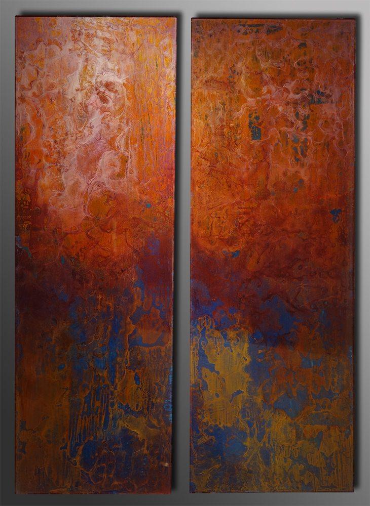 Confiture Diptych | Eric Lee | Painting-Exposures International Gallery of Fine Art - Sedona AZ