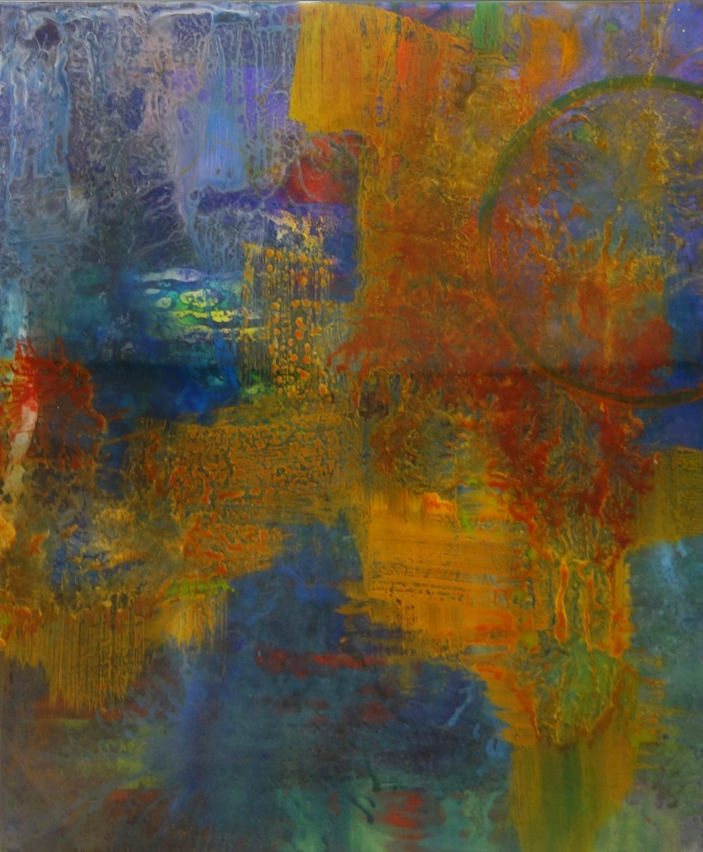 Midnight Path | Eric Lee | Painting-Exposures International Gallery of Fine Art - Sedona AZ