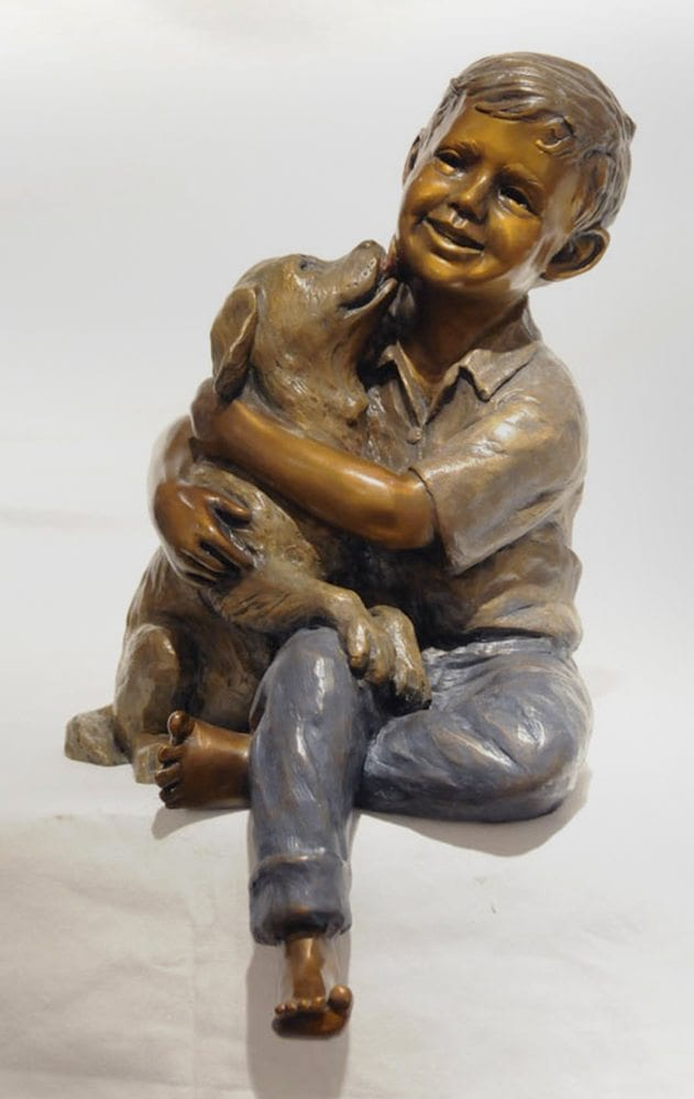 Little Pals | Marianne Caroselli | Sculpture-Exposures International Gallery of Fine Art - Sedona AZ