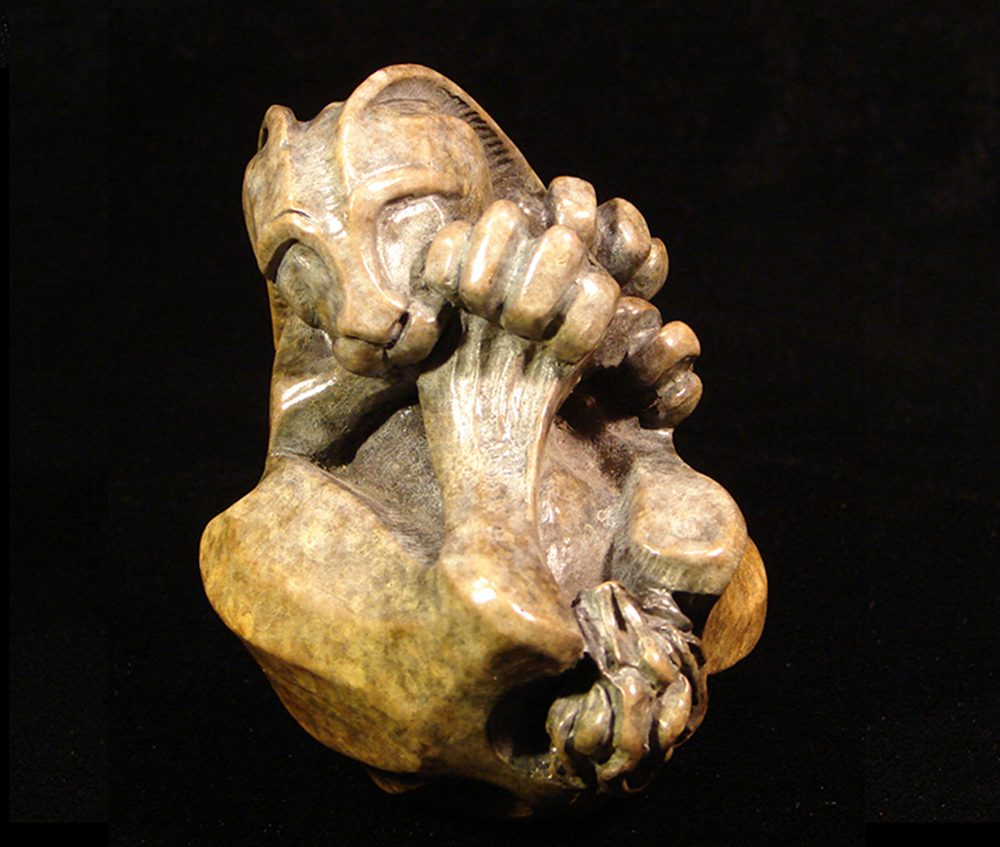 Big Hare | John Maisano | Sculpture-Exposures International Gallery of Fine Art - Sedona AZ