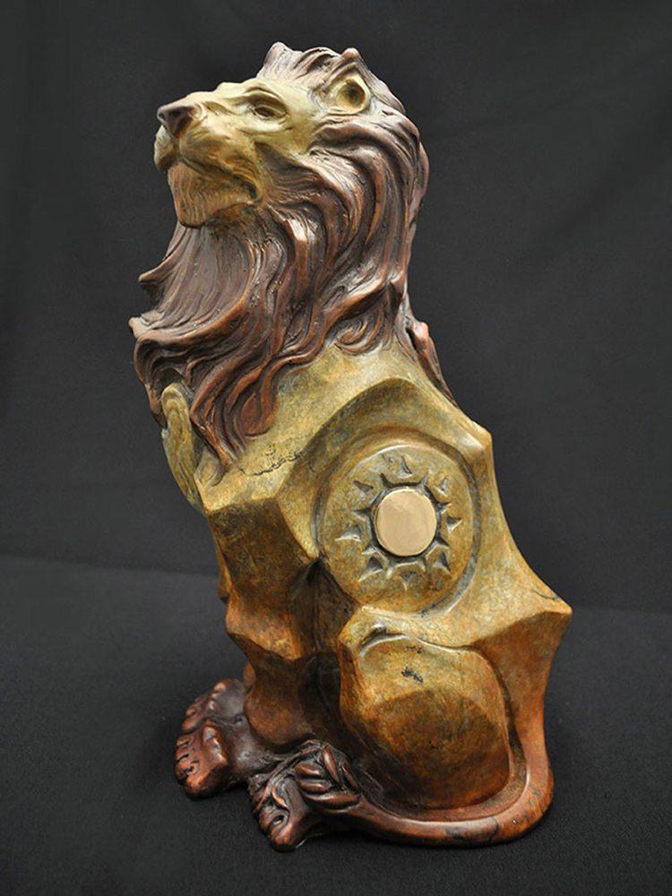 Brave Heart   John Maisano   Sculpture-Exposures International Gallery of Fine Art - Sedona AZ