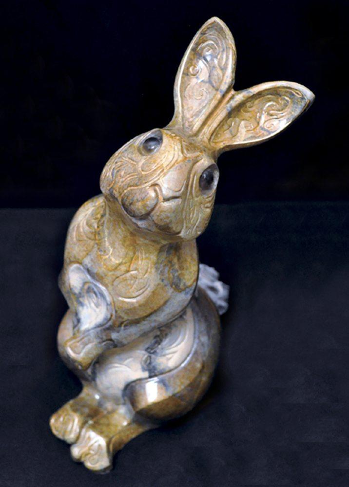 Daisy | John Maisano | Sculpture-Exposures International Gallery of Fine Art - Sedona AZ