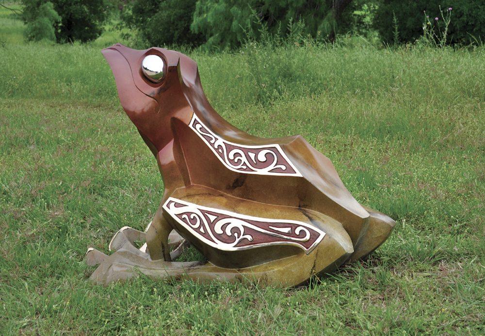 Garden Prince Monument | John Maisano | Sculpture-Exposures International Gallery of Fine Art - Sedona AZ