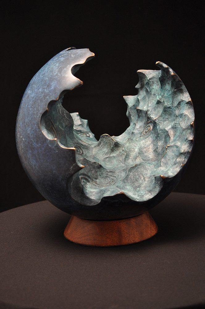 Inner Storm | John Maisano | Sculpture-Exposures International Gallery of Fine Art - Sedona AZ