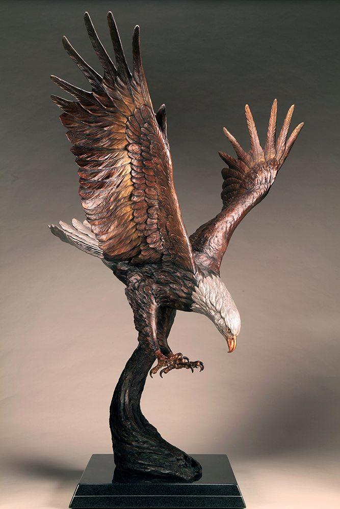 Destiny   Eugene Morelli   Sculpture-Exposures International Gallery of Fine Art - Sedona AZ