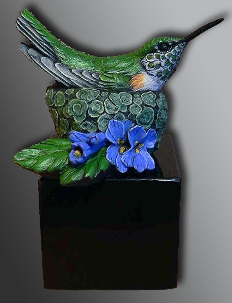 Nestled In | Eugene Morelli | Sculpture-Exposures International Gallery of Fine Art - Sedona AZ