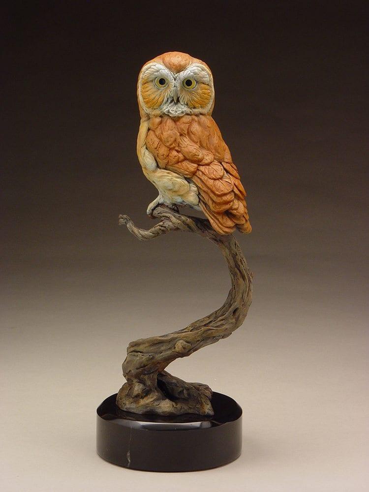 Night Watch | Eugene Morelli | Sculpture-Exposures International Gallery of Fine Art - Sedona AZ