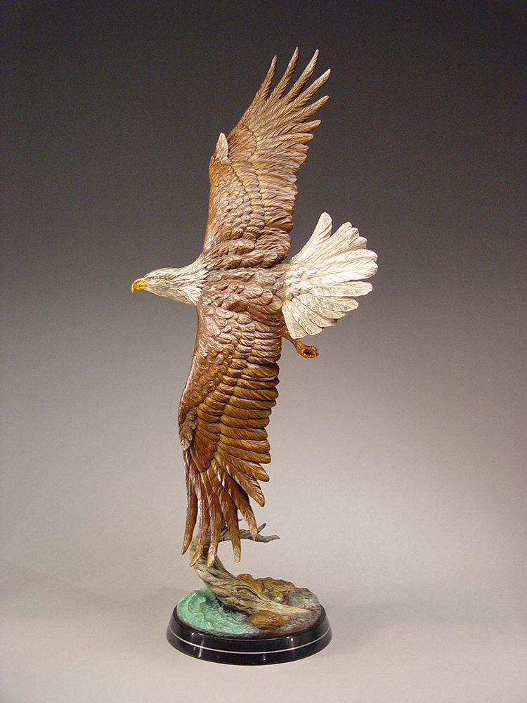 Wings of Freedom | Eugene Morelli | Sculpture-Exposures International Gallery of Fine Art - Sedona AZ