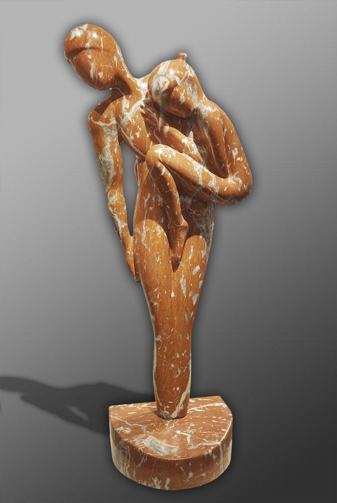 Beauty & Strength | Daniel Newman | Sculpture-Exposures International Gallery of Fine Art - Sedona AZ