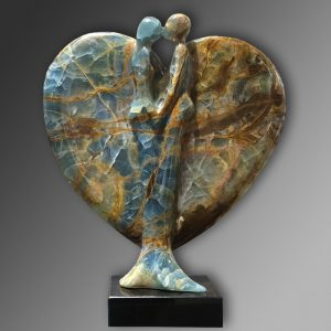 First Love | Daniel Newman | Sculpture-Exposures International Gallery of Fine Art - Sedona AZ