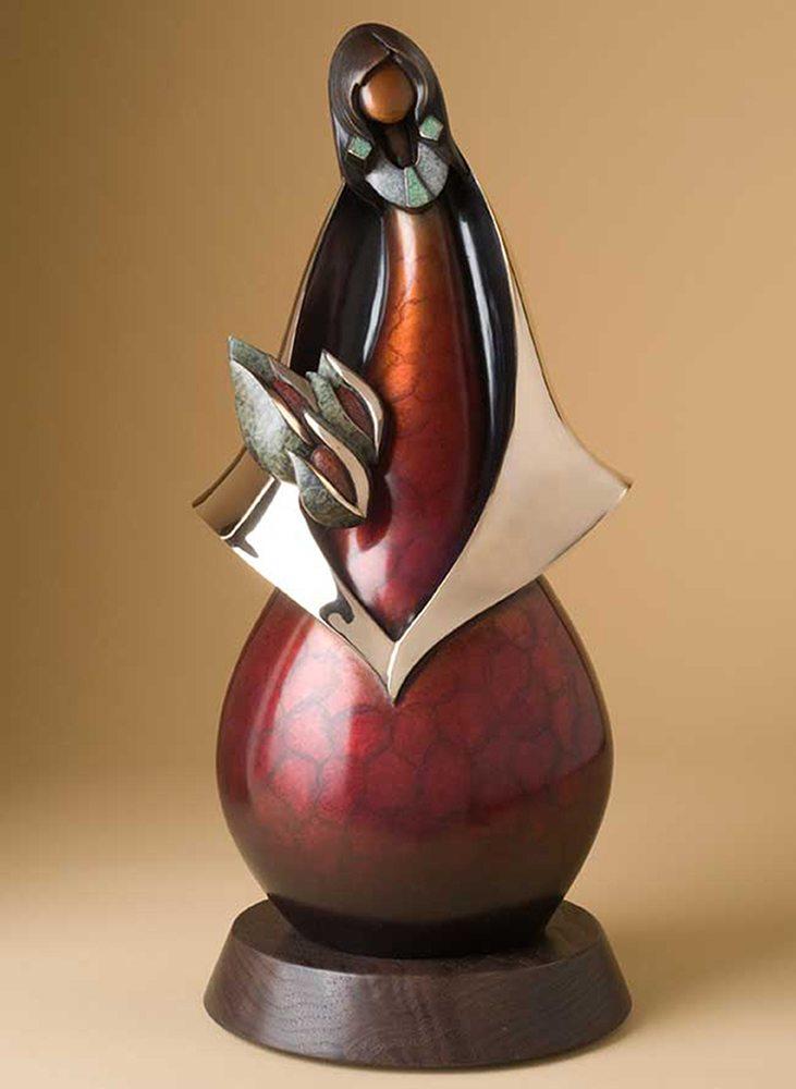 April Blessings | Kim Obrzut | Sculpture-Exposures International Gallery of Fine Art - Sedona AZ