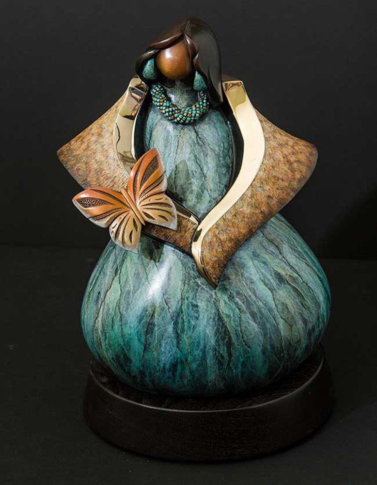 Awakening | Kim Obrzut | Sculpture-Exposures International Gallery of Fine Art - Sedona AZ