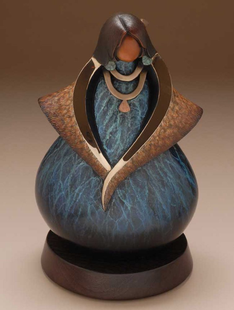 Beauty | Kim Obrzut | Sculpture-Exposures International Gallery of Fine Art - Sedona AZ