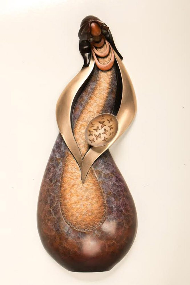 Harvest Dance | Kim Obrzut | Sculpture-Exposures International Gallery of Fine Art - Sedona AZ