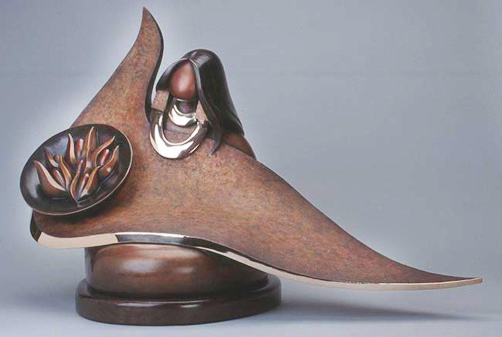 Harvest Dream   Kim Obrzut   Sculpture-Exposures International Gallery of Fine Art - Sedona AZ