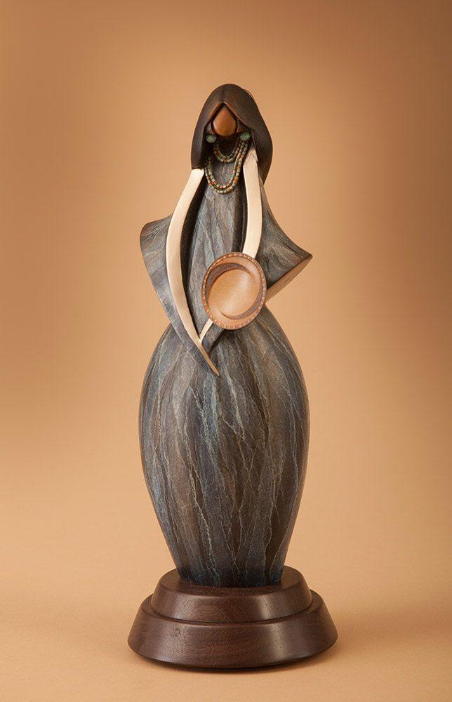 Moon | Kim Obrzut | Sculpture-Exposures International Gallery of Fine Art - Sedona AZ