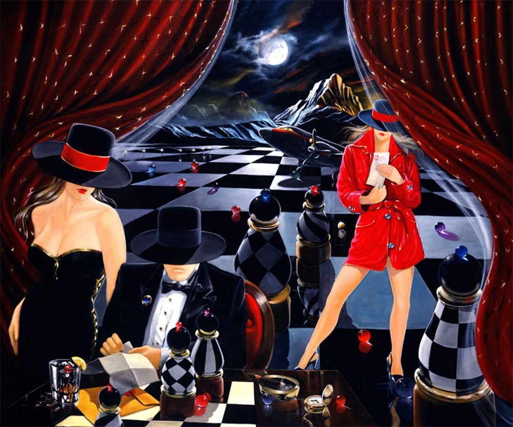 Game Victor Ostrovsky Exposures International