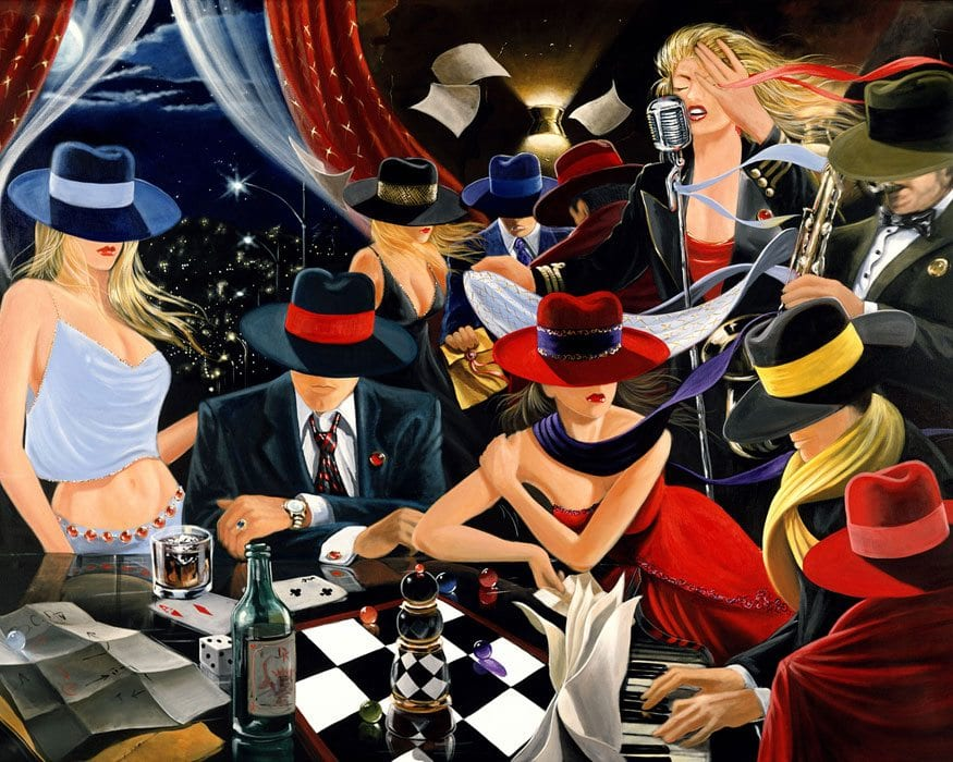 Party Victor Ostrovsky Exposures International