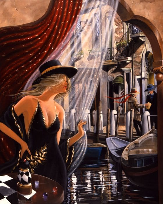Point of View | Victor Ostrovsky | Painting-Exposures International Gallery of Fine Art - Sedona AZ