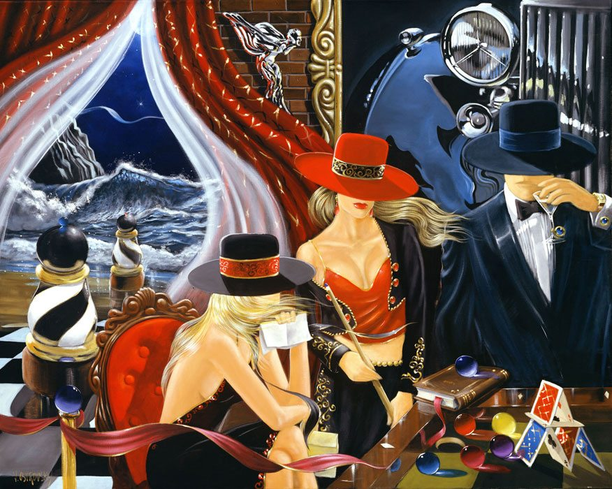 Salon Victor Ostrovsky Exposures International