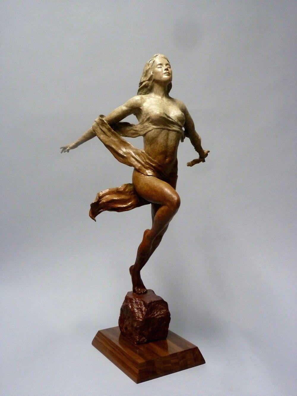 I Am | Scy Caroselli | Sculpture-Exposures International Gallery of Fine Art - Sedona AZ