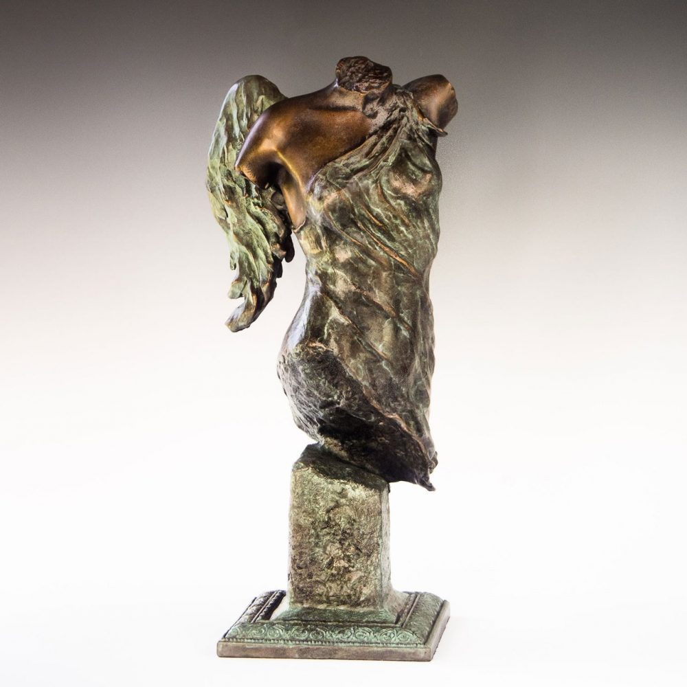 Roma's Passato | Scy Caroselli | Sculpture-Exposures International Gallery of Fine Art - Sedona AZ