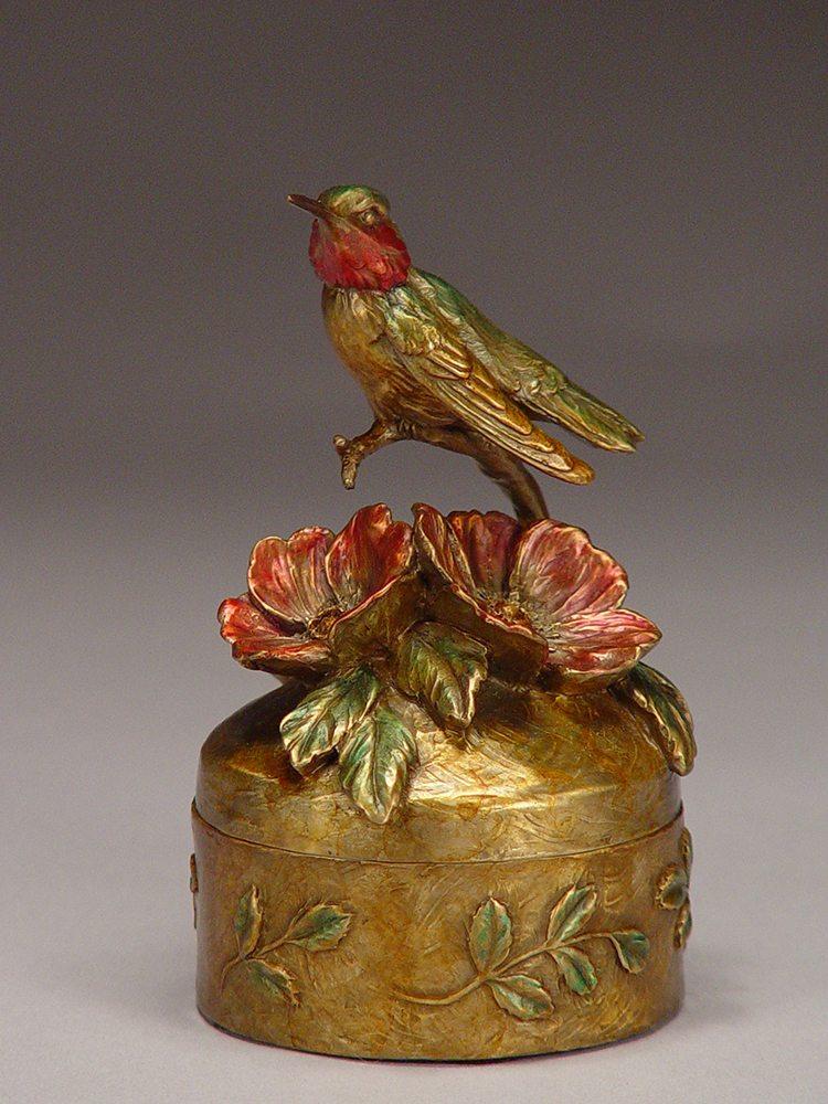Rubies and Roses | Joan Zygmunt | Sculpture-Exposures International Gallery of Fine Art - Sedona AZ