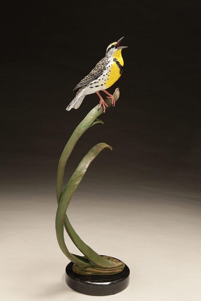 Sunrise Serenade | Joan Zygmunt | Sculpture-Exposures International Gallery of Fine Art - Sedona AZ