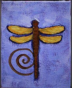 Penelope Bushman Dragonfly Series Exposures International