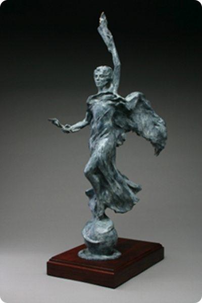 Benediction | Bobbie Carlyle | sculpture-Exposures International Gallery of Fine Art - Sedona AZ