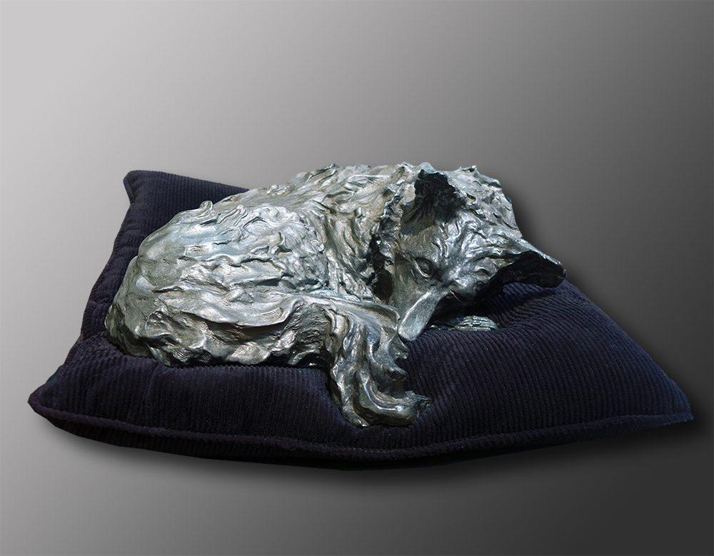 Sly Eye   Bobbie Carlyle   sculpture-Exposures International Gallery of Fine Art - Sedona AZ