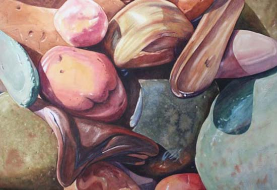 Balance | Dianne Adams | Painting-Exposures International Gallery of Fine Art - Sedona AZ