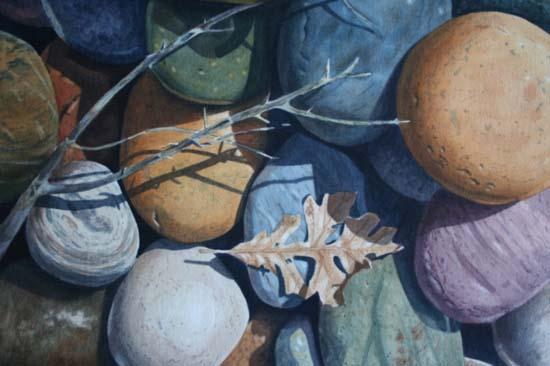 Fall Splendor | Dianne Adams | Painting-Exposures International Gallery of Fine Art - Sedona AZ