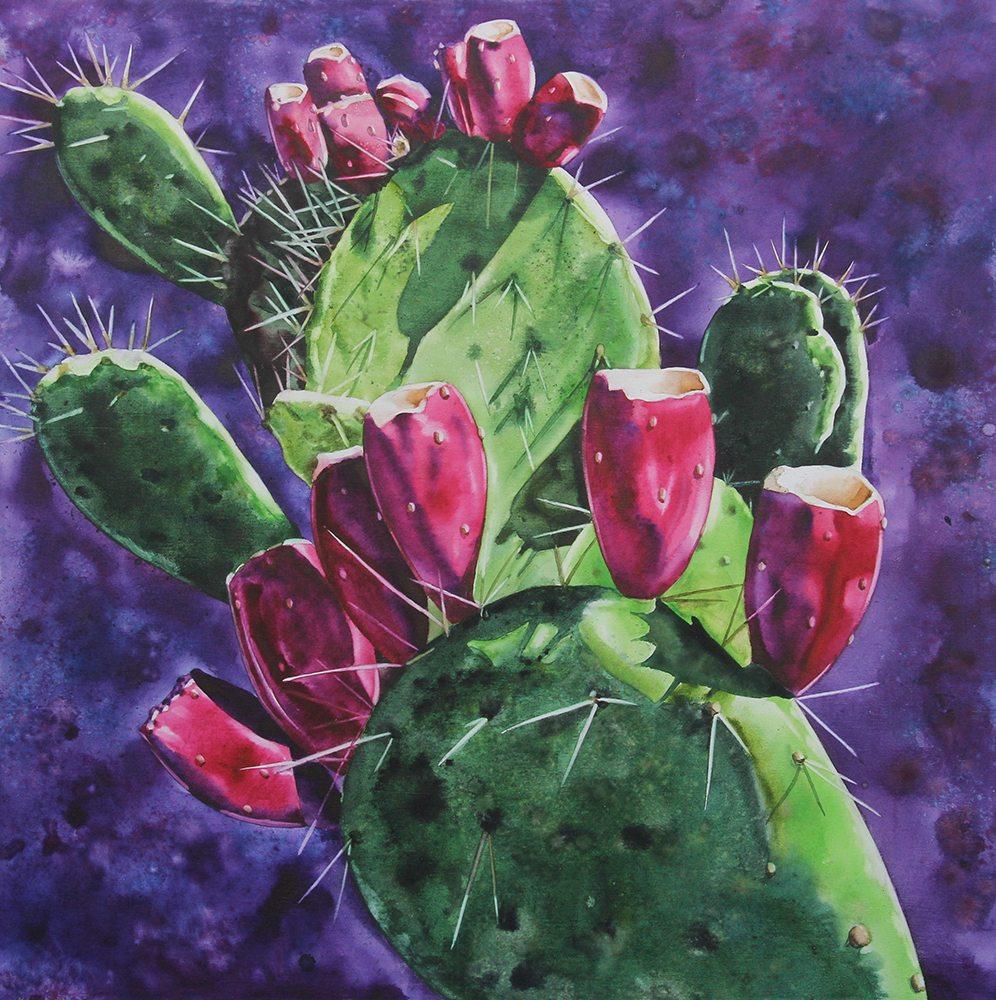 Dianne Adams Prickly Pear Exposures International