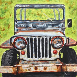 Red Rock Rover | Dianne Adams | Painting-Exposures International Gallery of Fine Art - Sedona AZ