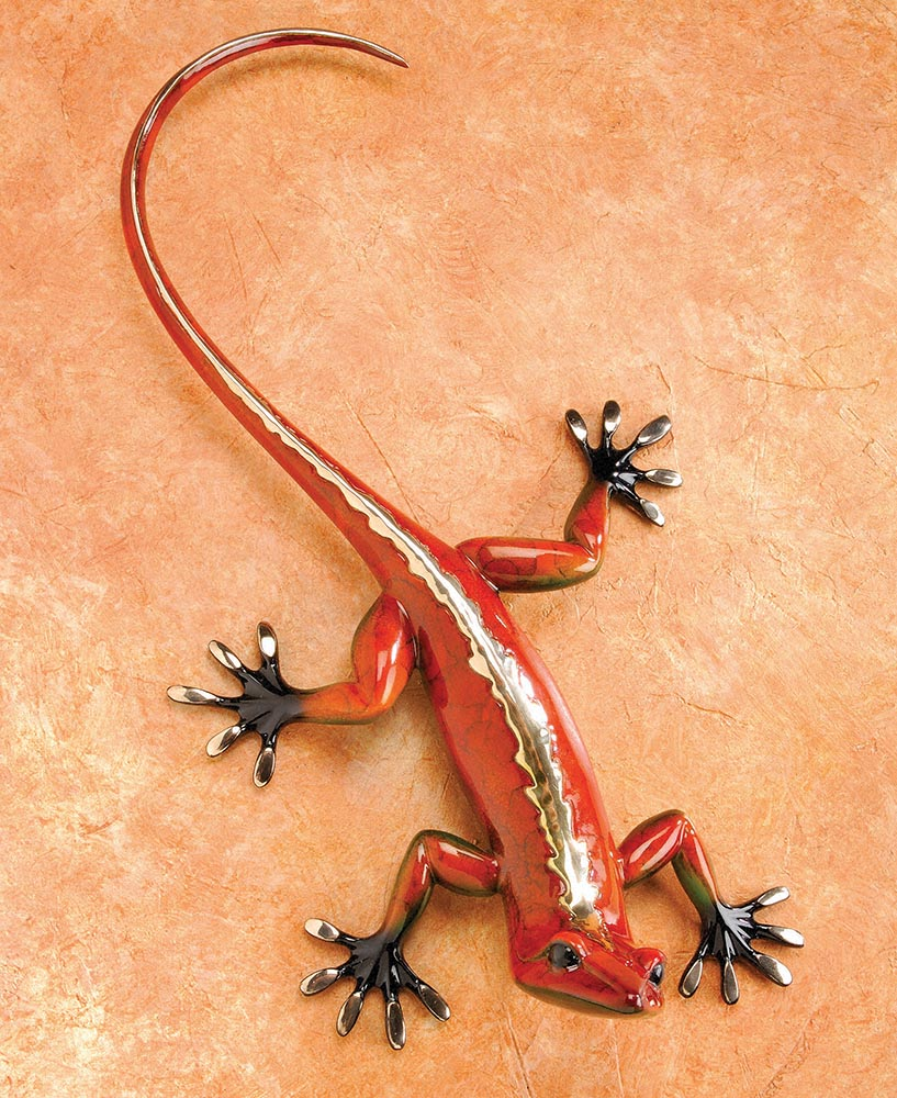Diablo | Frogman | Sculpture-Exposures International Gallery of Fine Art - Sedona AZ