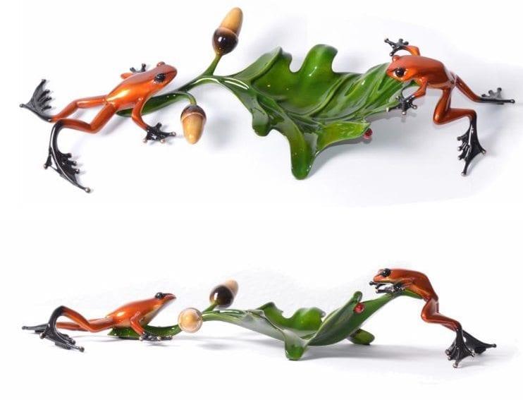 The Hunt | Frogman | Sculpture-Exposures International Gallery of Fine Art - Sedona AZ