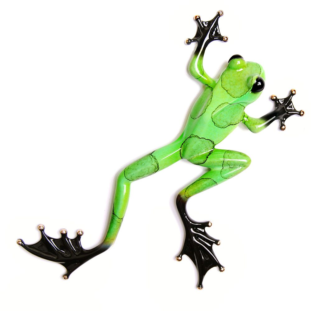 Making Tracks | Frogman | Sculpture-Exposures International Gallery of Fine Art - Sedona AZ
