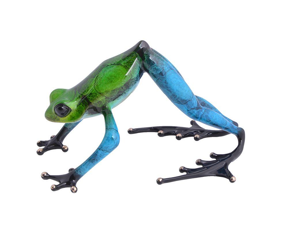 Namaste | Frogman | Sculpture-Exposures International Gallery of Fine Art - Sedona AZ