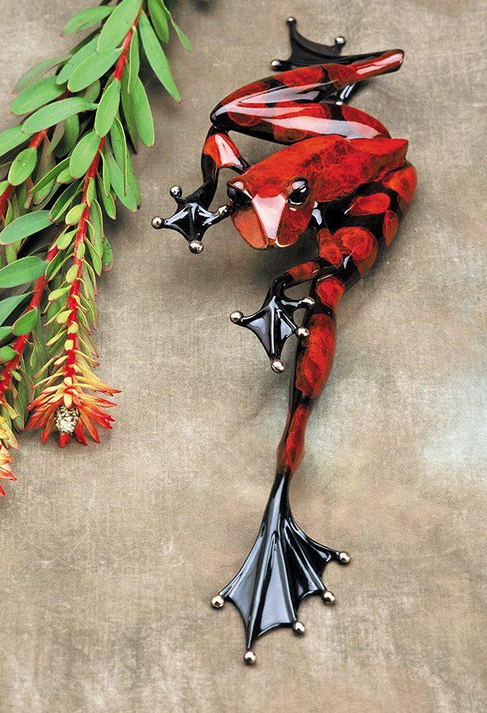 Stealth | Frogman | Sculpture-Exposures International Gallery of Fine Art - Sedona AZ