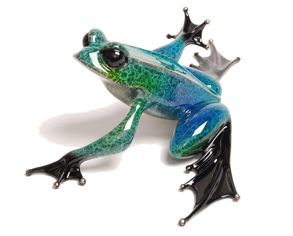 Strata | Frogman | Sculpture-Exposures International Gallery of Fine Art - Sedona AZ