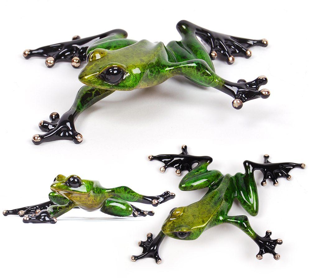 Twister | Frogman | Sculpture-Exposures International Gallery of Fine Art - Sedona AZ