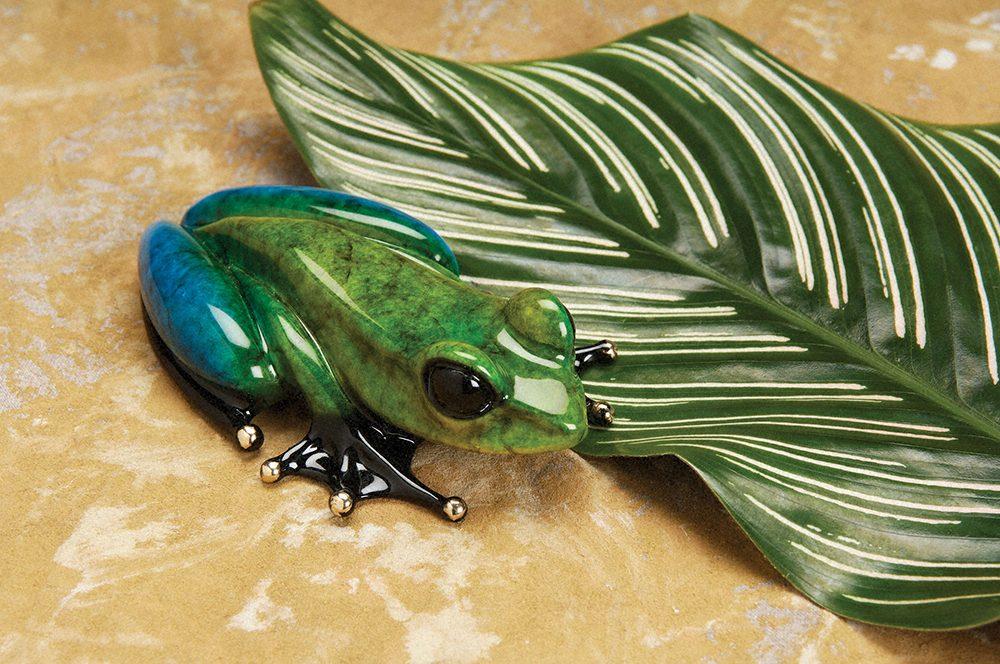 Zen | Frogman | Sculpture-Exposures International Gallery of Fine Art - Sedona AZ