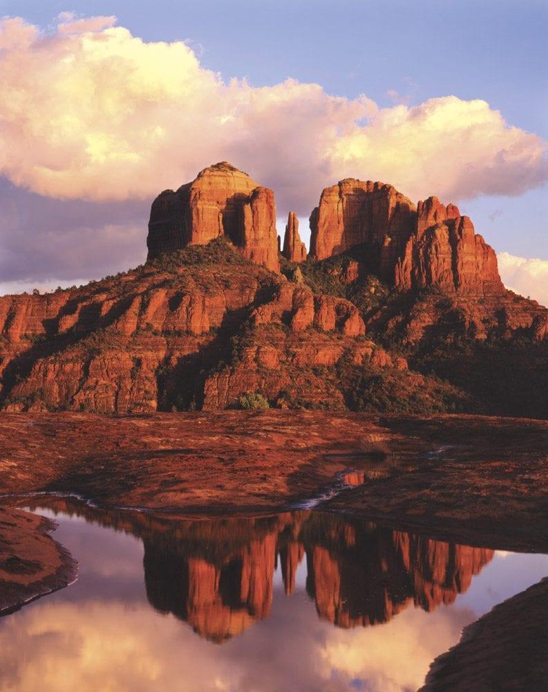 Cathedral Rock - SD1907 | Tom Johnson | Photography-Exposures International Gallery of Fine Art - Sedona AZ