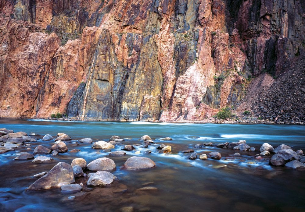 Colorado River - GC0311 | Tom Johnson | Photography-Exposures International Gallery of Fine Art - Sedona AZ